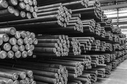 durso warehouse steel storage section